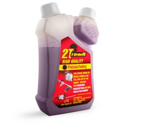 "2 Stroke oil ""high quality"" for chainsaw - 1 liter - Precision Tooling"