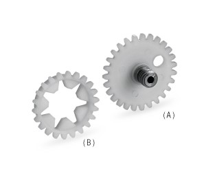 Worm + Gear kit suitable for the following chain saws STIHL 038M–MS380-MS381-PT720