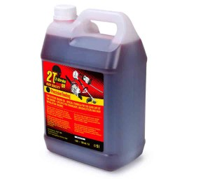 "2 Stroke oil ""high quality"" for chainsaw - 5 liters - Precision Tooling"